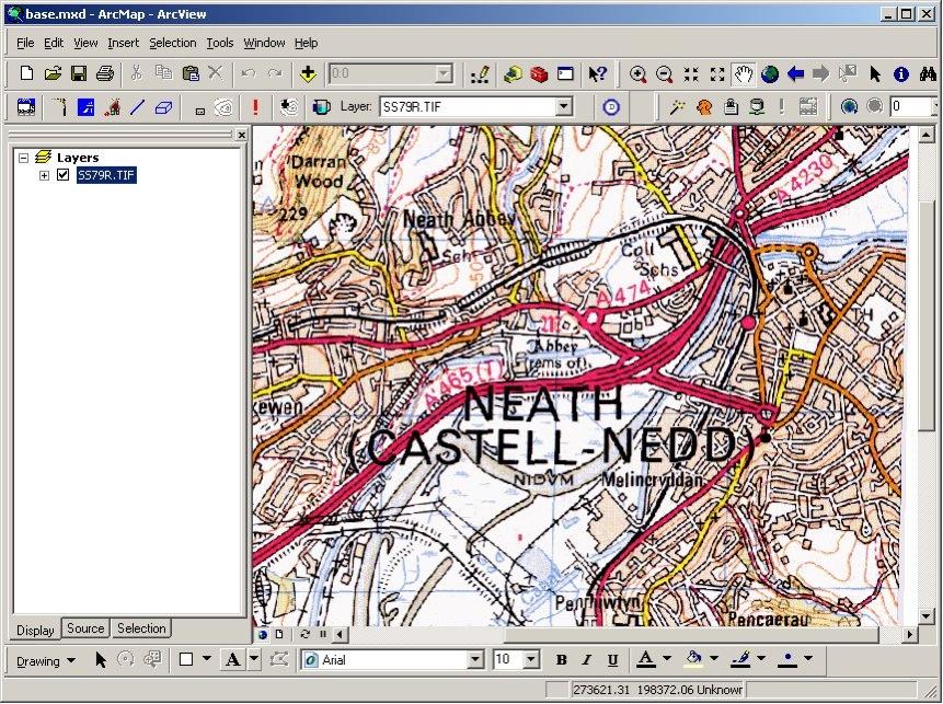 CERC > Environmental software > Visualisation tools